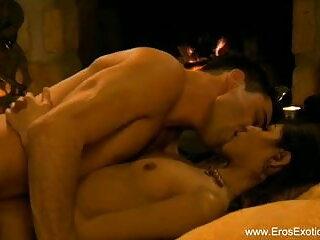 किशोर जॉनी फुल सेक्सी मूवी वीडियो में हेनेसी एक बड़े मौखिक सह लोड पर चोक करता है
